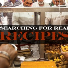 Searching Real Recipes